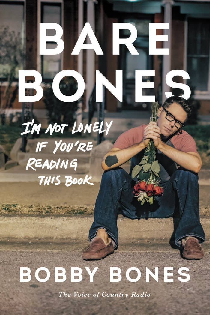 Bobby Estell, also known as Bobby Bones, is one of the biggest names in country radio, but it hasn't always been this way. With dry wit and an unabashed look at his troubled childhood, career path, OCD, and beyond, Bobby gives us a glimpse into his world, and shows us what's beyond that charming radio persona.