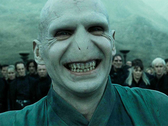Or how about Voldemort as the good guy?