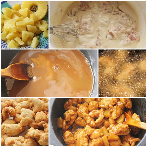 Recetas de comida china para ninos
