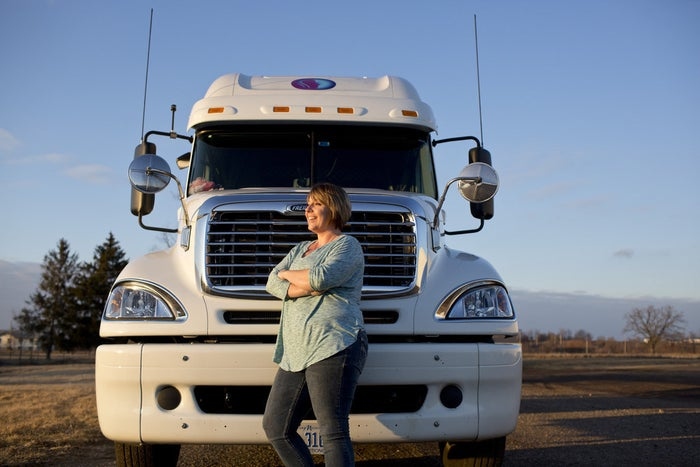 When most Americans think of truckers, they imagine big, burly men — not Melissa Rojas. The Michigan-based mom is one of less than 6% of long-haul drivers who are women. Though weeks on the road can sometimes bring more frustration than freedom, she wouldn't have it any other way. Read it at BuzzFeed News.