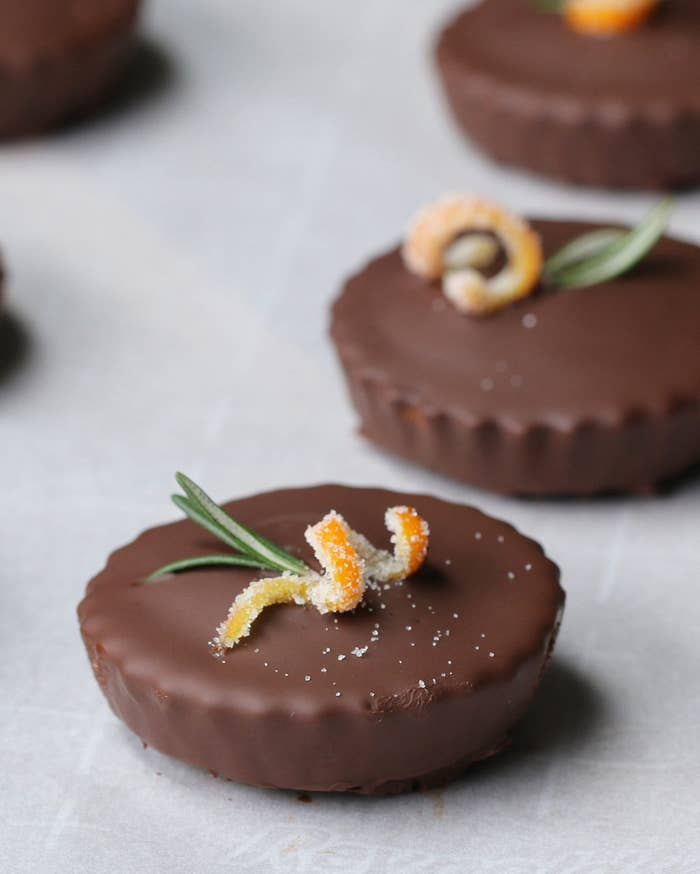 These Chocolate-Covered Mini Cakes Are Beyond Delicious