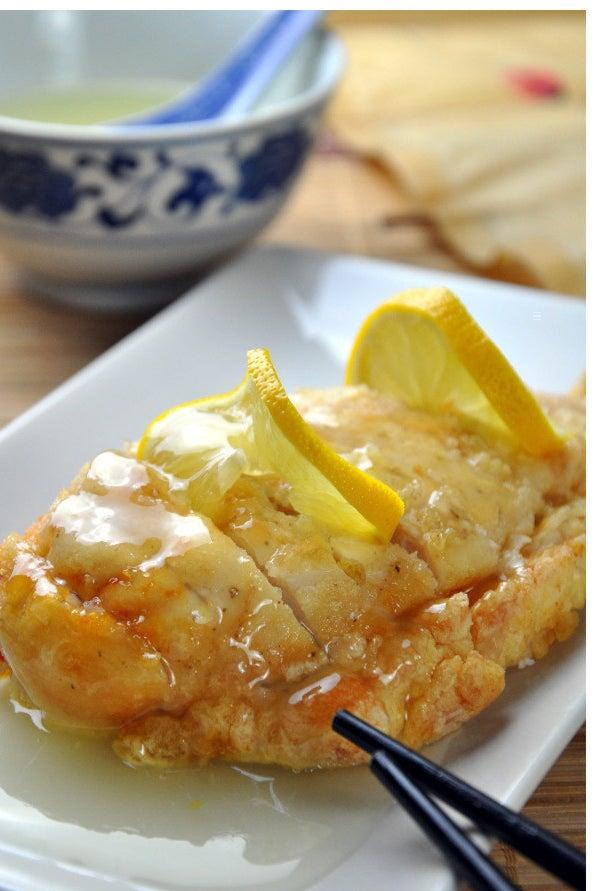 16 deliciosas recetas de comida china que puedes hacer en casa - Salsa de pollo al limon ...