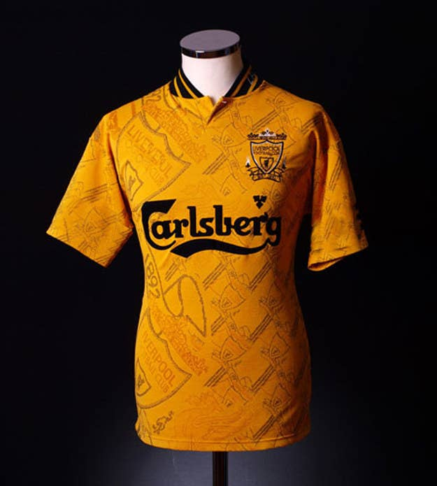 best service 01547 f1e13 Can You Remember Who Made These Classic Premier League Kits?