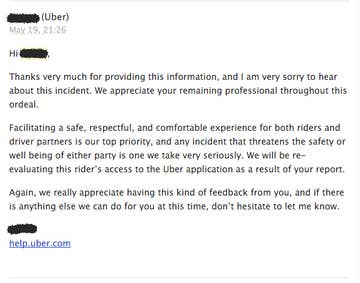 Contracts And Chaos: Inside Uber's Customer Service Struggles