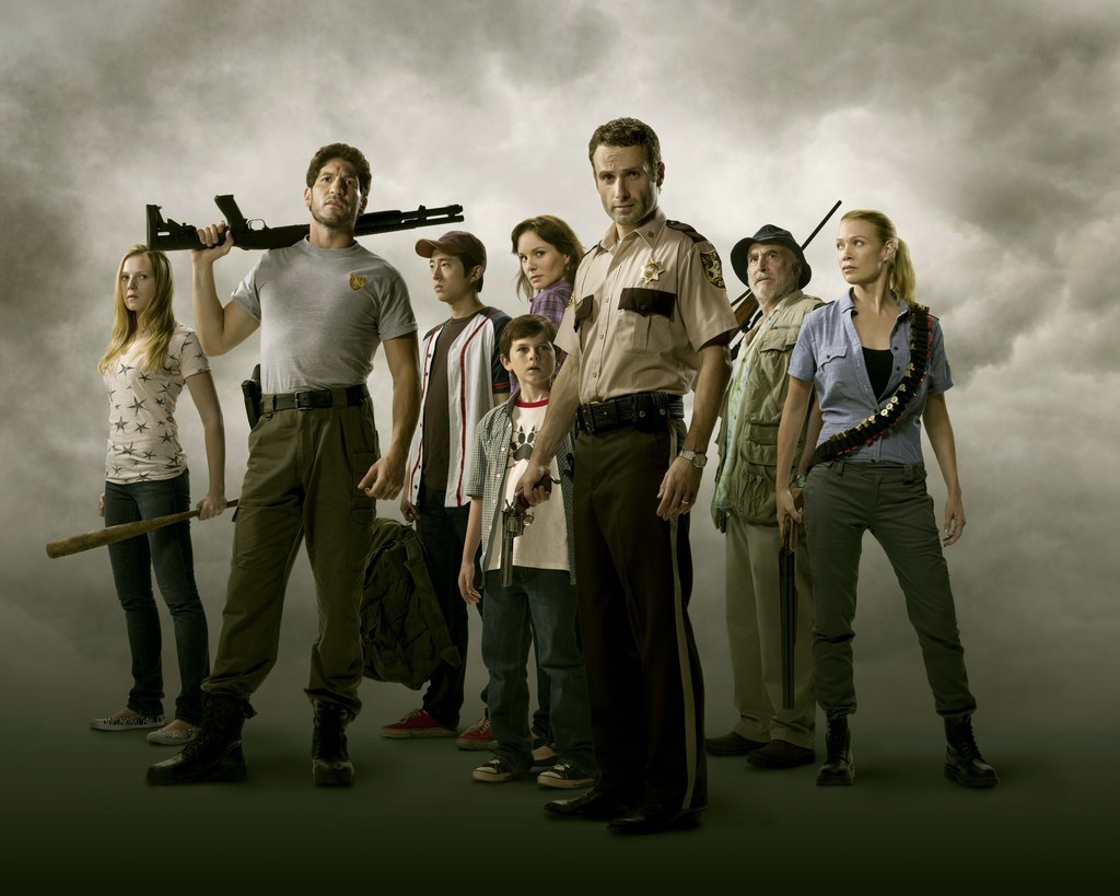 """A Guy Worked Out How Many People Are Still Alive In """"The Walking Dead"""" Universe"""