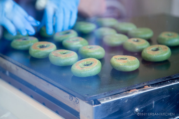 Mochi Doughnuts, Tokyo: