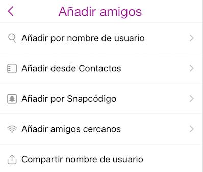 La aplicación se puede conectar con tu libreta de contactos.