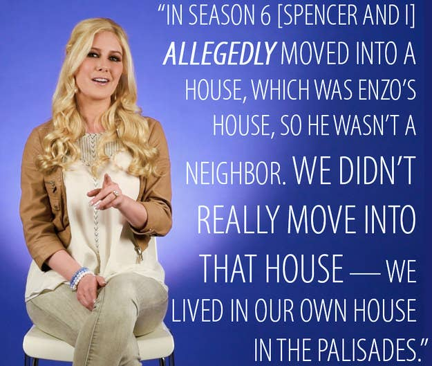 22 Shocking Secrets Heidi Montag Told Us About