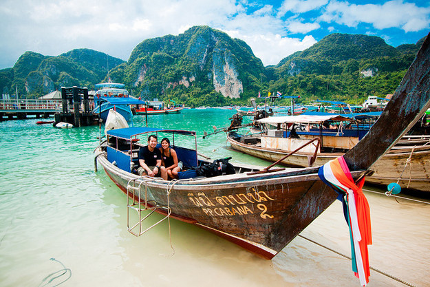 Longtail Boat (Thailand)