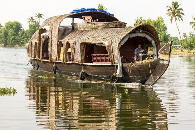 House Boat (Kerala, India)