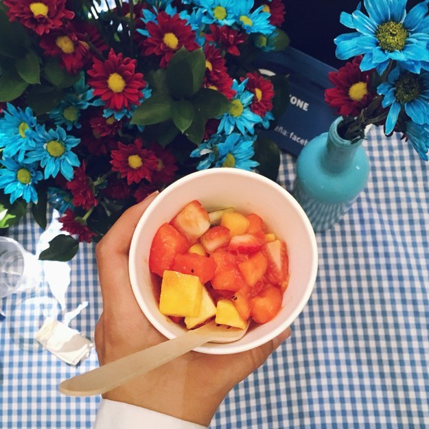 Cuando sabes que esos desayunos maravillosos de Instagram quedan bien en la foto pero que donde se pongan unos churros que se quite todo lo demás.