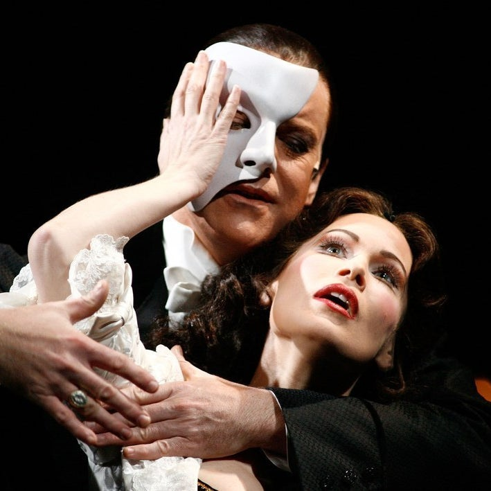 The Phantom of the Opera.