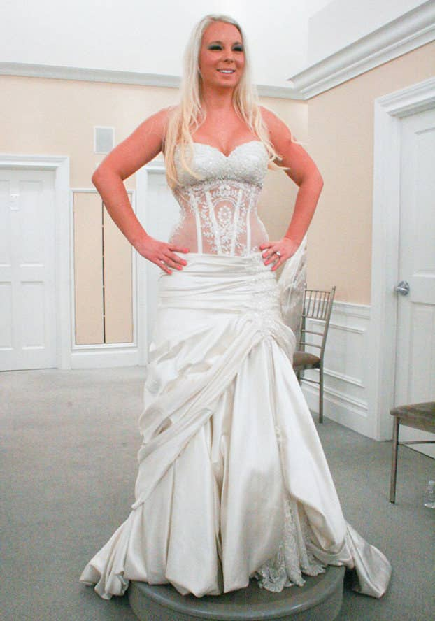I Went To The Bridal Salon From Say Yes To The Dress And It Was