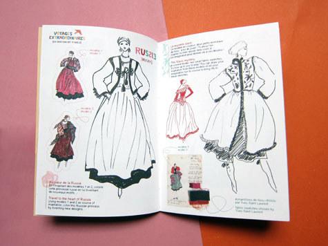 Yves Saint Laurent Style Book