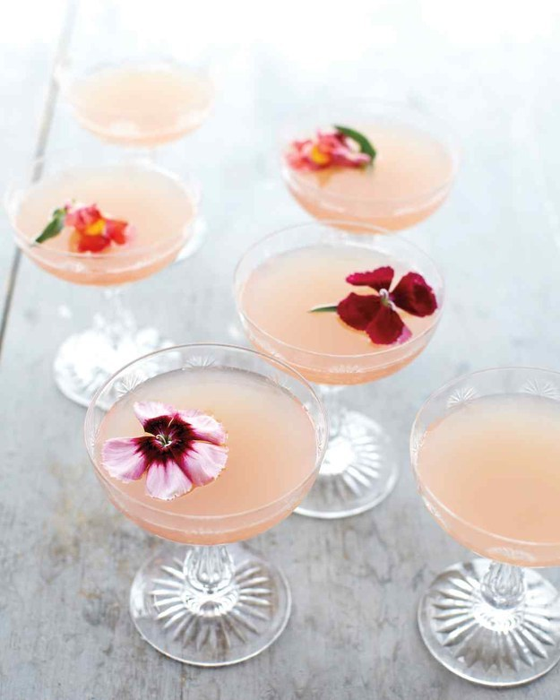 19 Super Fresh Cocktails Guaranteed To Put A Spring In Your Step