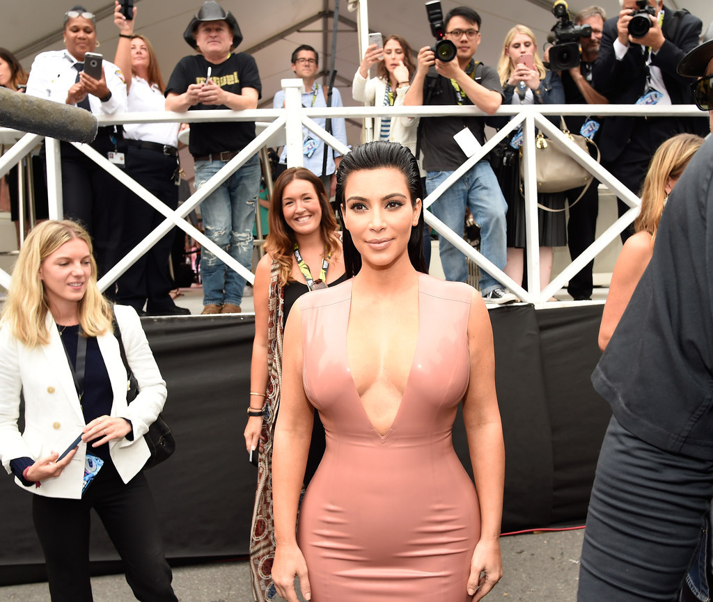 Kim Kardashian Wrote An Inspiring Post About Slut-Shaming