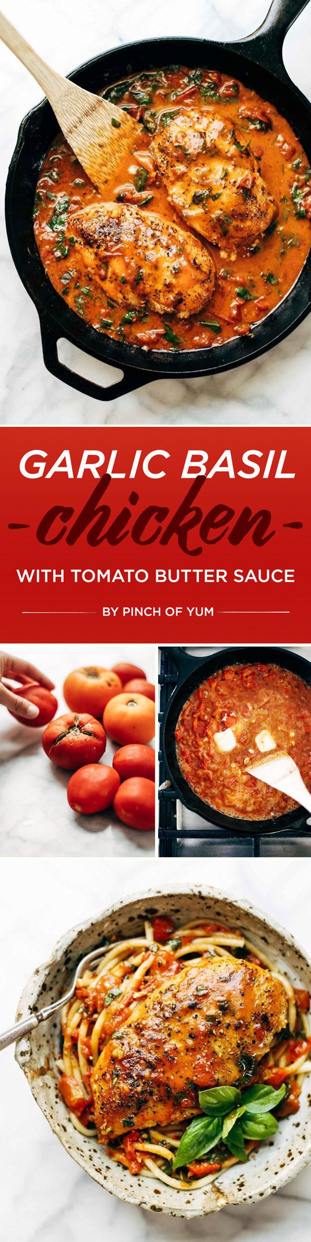 7 easy chicken dinners tasty