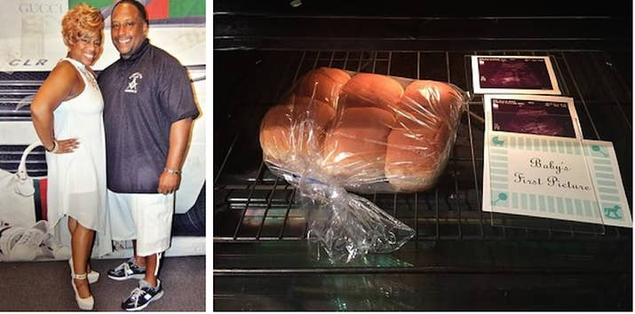 A Couple Whose Pregnancy Announcement After 4 Miscarriages Went – Bun in the Oven Baby Announcement