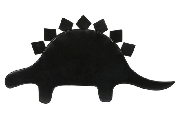 This stegosaurus clutch.