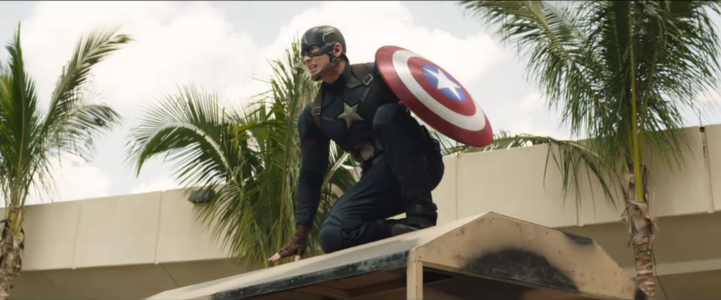 """A New Clip Of """"Captain America: Civil War"""" Is Here And It's Badass"""