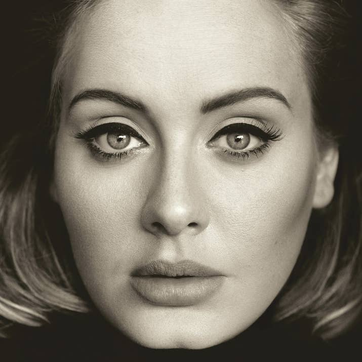Adele's Makeup Artist Reveals The Secrets Behind Her Iconic Eyeliner