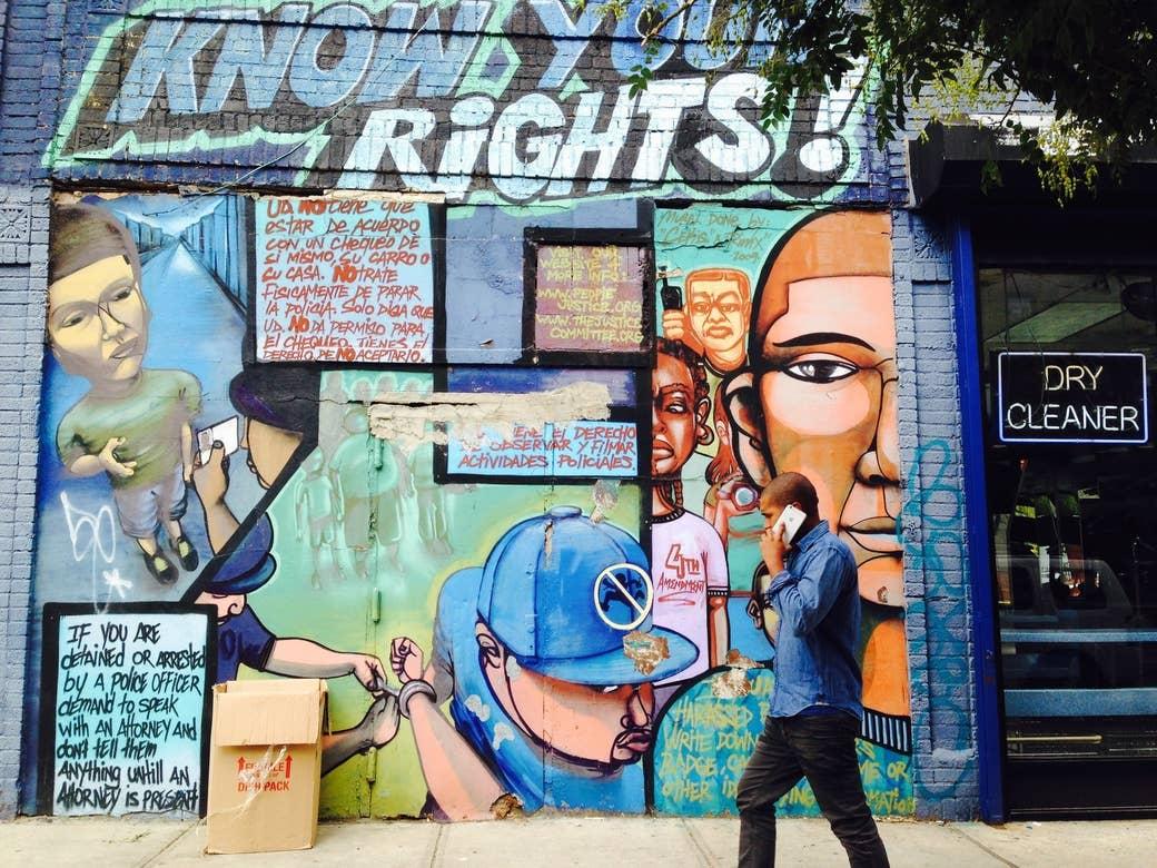 174th district court case 1430835 - Artist Nelson Rivas Aka Cekis Washington Heights Upper Manhattan Wadsworth Avenue