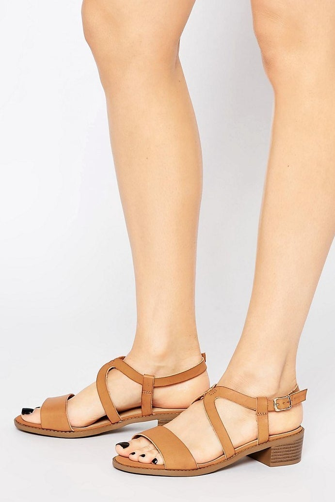Sexy shoes for wide feet