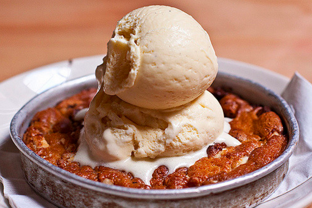 Freebie: A birthday pizookie if you sign up here.