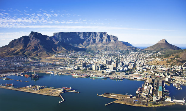 9. South Africa