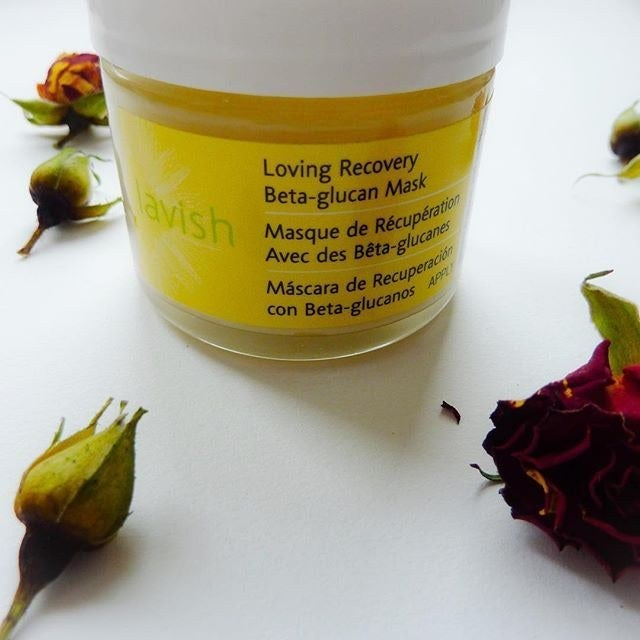 """""""Blissoma's Lavish- Loving Recovery Mask is soo good for wintery dry skin and can be used on your face and hands too. It's amazing."""" — Lauren MertenGet it here for $33.99."""