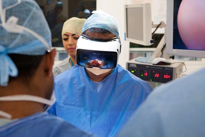 Dr. Shafi Ahmed