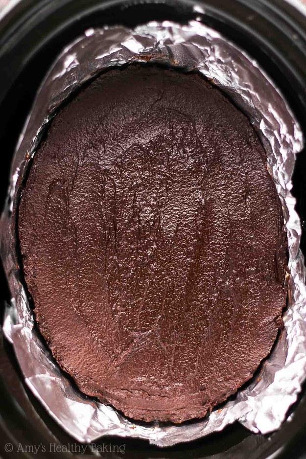 Fudgy Dark Chocolate Brownies