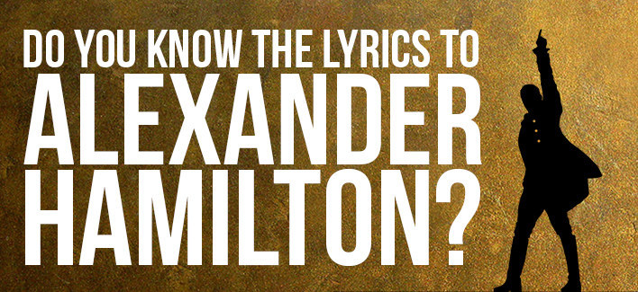 picture about Hamilton Lyrics Printable referred to as Can On your own Attain All through This \