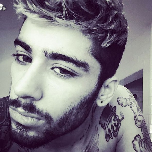 Which Zayn Malik Selfie Are You Based On Your Zodiac Sign - Which zayn malik hairstyle are you based on your zodiac