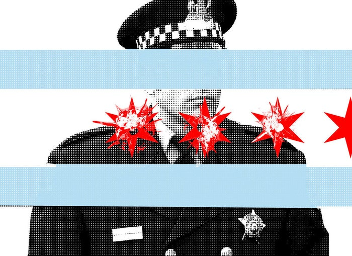 "Chicago police officer Gil Sierra shot three black men in six months and stayed on the force. Albert Samaha discovers how the city with more police shootings than any other in America circles its wagons. ""I said to him: I wonder, is this the same officer that did this to my son?"" Read it at BuzzFeed News."
