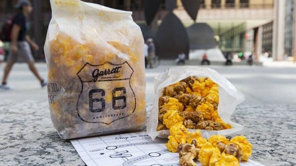 Garrett Popcorn — Chicago, Illinois