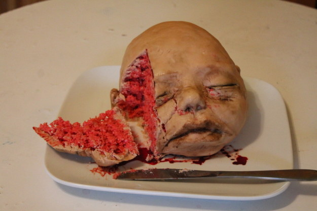 Las tortas 3D revolucionan el mundo