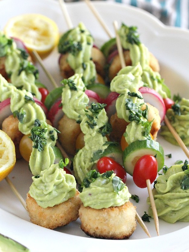 15 Spring Appetizers You Absolutely Need To Try This Season