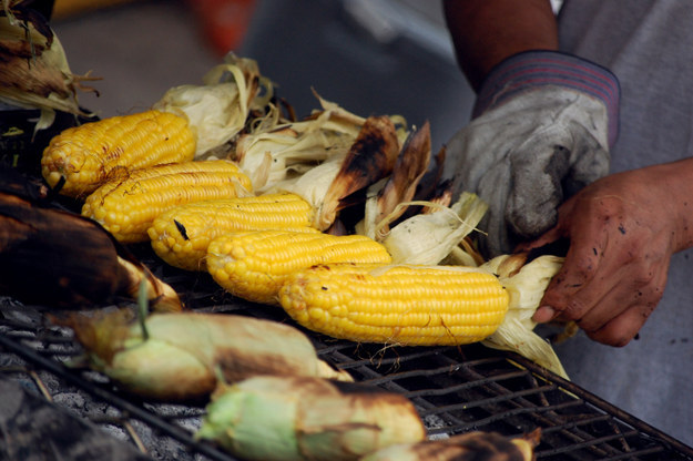 Corn, Bali:
