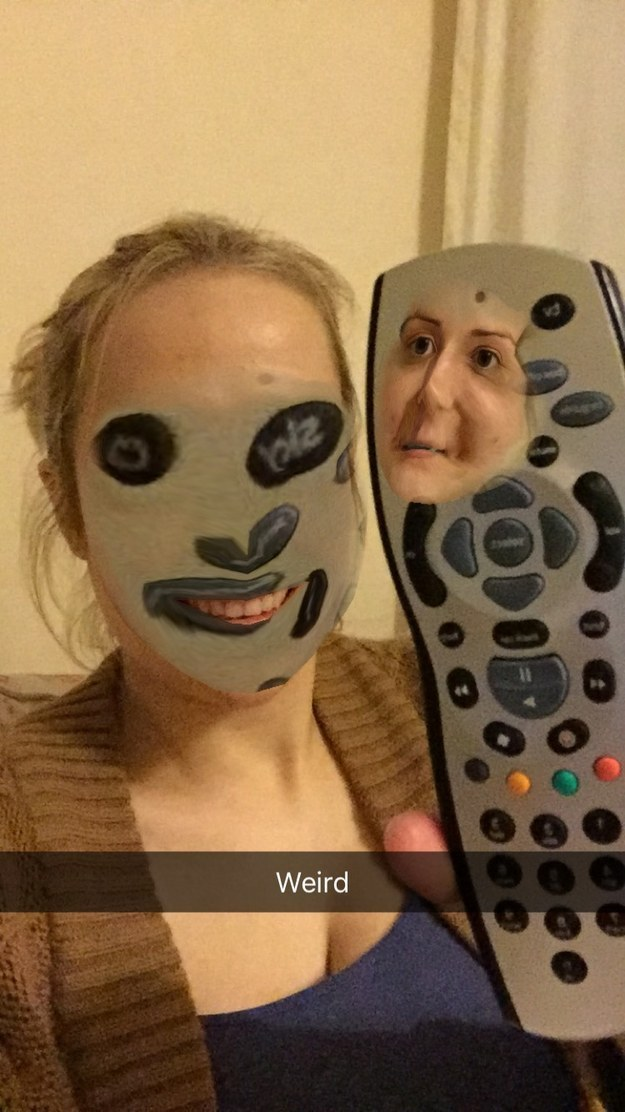 how to get face swap back on snapchat