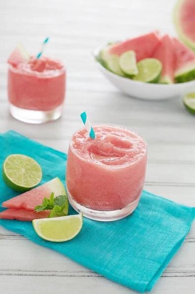 Watermelon Tequila Slush