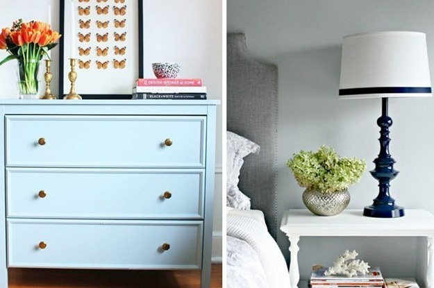 23 ways to decorate your bedroom if you love the color blue - Ways To Decorate Your Room