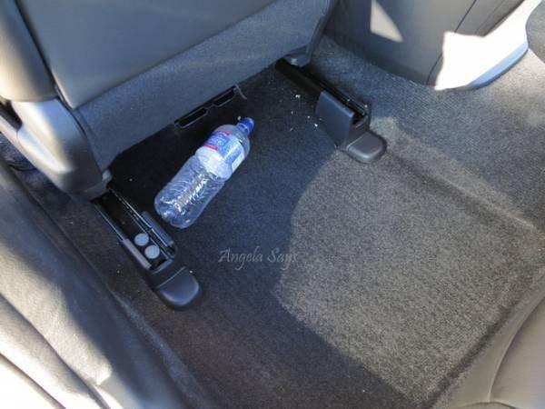 Tira rápido cualquier tipo de basura que tengas en tu coche.
