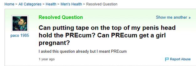 The PREcum dreamer: