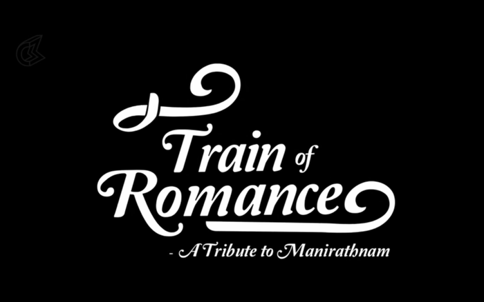 Trains have been a popular trope in Mani Ratnam love stories and this video takes three of his biggest hits to represent the director's journey.