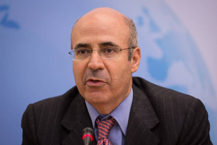 "Hermitage Capital CEO Bill Browder, who has run a years-long campaign seeking justice for Sergei Magnitsky. Both Pavlov and Ponomarev have accused Browder of running a campaign of ""lies"" against them."
