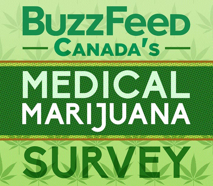With the Liberal government moving toward legalization of marijuana, BuzzFeed Canada wanted to give a voice to Canadian medical marijuana users on 4/20. We asked them to tell us how they use the drug, how long they've had a prescription, and what condition(s) they use it to treat, among other things.The results are based on responses to an online survey from 244 Canadians in nine provinces and two territories. (See the bottom of this article for more details about the survey methodology.)Here's a look at the key results.