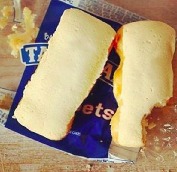 Tastykake Butterscotch Krimpets — Philadelphia