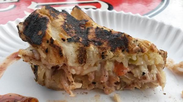 Y la comida en otros festivales mexicanos.