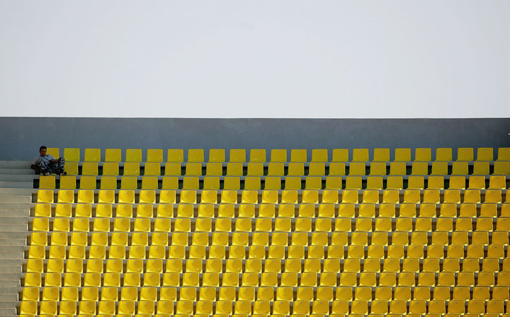 cabinet to go brazil is struggling to fill the stands at the 13063